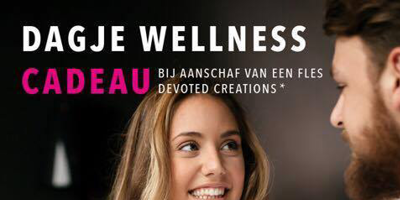 Gratis Wellness bon!